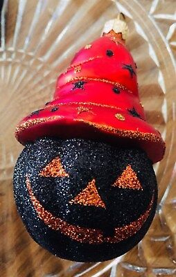 Patricia Breen Halloween Bewitched Pumpkin
