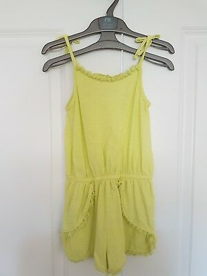 Girls Designer Next Summer Jump Suit All In One Age 6 Years