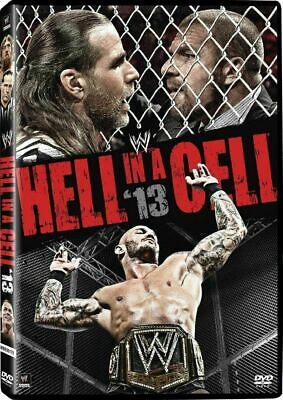 WWE Hell in a cell 2013  [DVD] New and Factory Sealed!!
