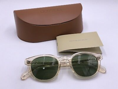 414a59ee5b99 OLIVER PEOPLES Sunglasses OV5036S 158052 SHELDRAKE SUN AUTHENTIC ITALY  VINTAGE
