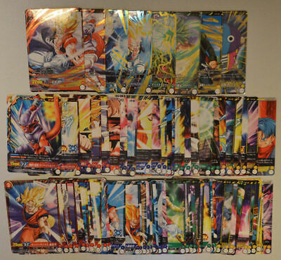 IC Carddass Dragon Ball・BT5 Common Rare Super Rare C R SR SET [72 Cards]