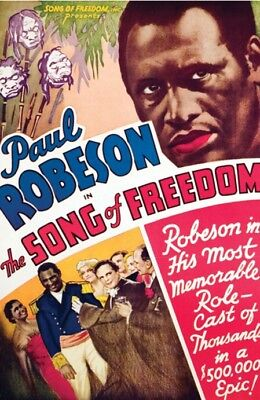 Song Of Freedom 16mm Feature Film.