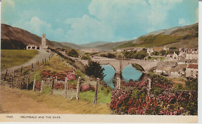 Scotland - Helmsdale And The River -  Postcard # 1264