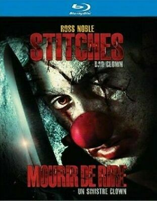 Stitches [Blu-ray] New and Factory Sealed!!