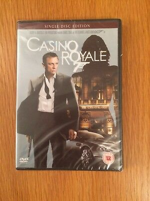James Bond - Casino Royale DVD **NEW**