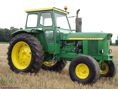 John Deere 3030 3130 Tractor Repair Service Workshop Manual On CD