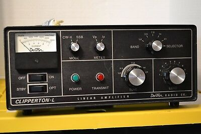 Dentron Radio Co Clipperton-L  Linear Amplifier Used