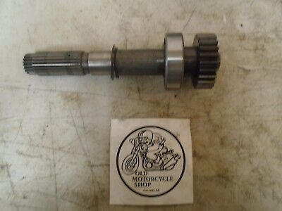 1975 Honda Cb550K Starter Clutch Shaft