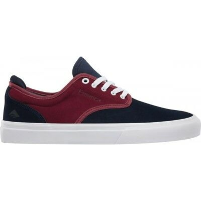 NEW Emerica Wino G6 Navy/Red