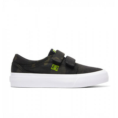 NEW DC Youth Trase TX SE Velcro Camo