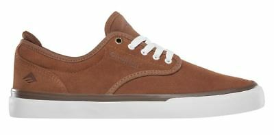 NEW Emerica Wino G6 Brown/White