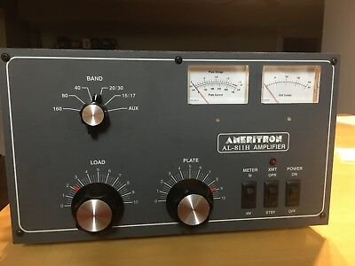 Ameritron Al-811H Amplifier!! **tech Special**