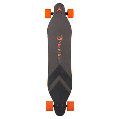 MAXFIND Max A Electric Skateboard Four-wheel 500W Motor Single Drive 25km/h Remo