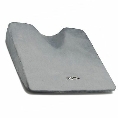 Aylio Comfort Foam Wedge Coccyx Cushion for a Car Seat or Chair