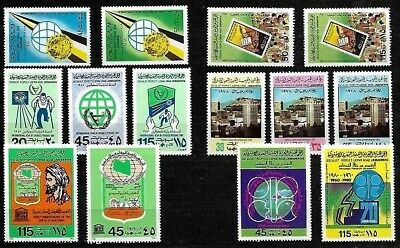 Libya. Selection Of Unmounted Mint Stamps..perfect Condition..(1)