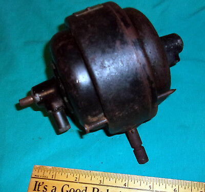 Early Westinghouse Fan Motor Only For Restoration Style No. 162634A 12-Inch 1915