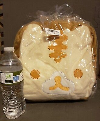 New Large Squishy Corocoro Coronya Bread Plush from Japan