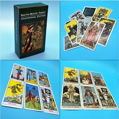 NEW Smith-Waite Rider Tarot Deck Vintage Original Card 78pcs Cards Set Seale