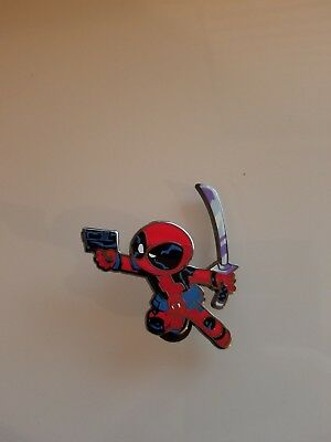NYCC 2018 ~ Deadpool! ~ Marvel Blind Box Pin ~ Skottie Young
