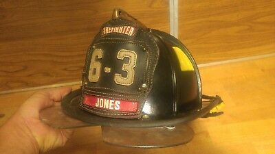 Cairns and Brothers C-TRD Fire Helmet from Stonington PA Issued Fire Helmet