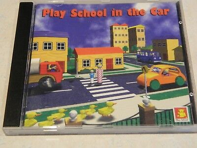 ABC for Kids: Various Artists Play School In The Car CD