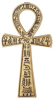 Egift Ancient Egyptian Ankh Wall Plaque Symbol of Wholeness Figurine Statue