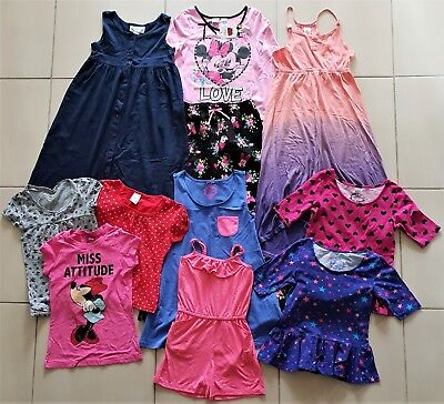 Girls size 10 Bulk lot of Clothing 11 items – 3 items New