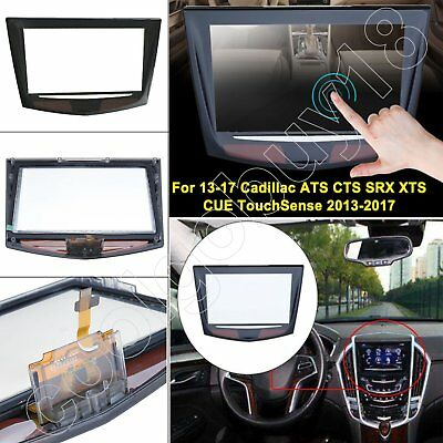Touch Screen Display w/ TouchSense Replacement for Cadillac SRX ATS XTS CTS CUE