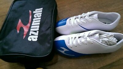 Boys Azumah Brand Football, footy, rugby Boots Size UK 3