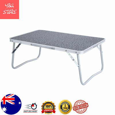 Camping Portable Mini Table for Outdoor Travel Beach Picnic BBQ Camp Aluminum