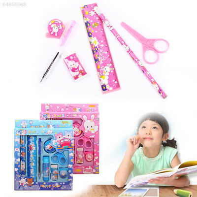 AF57 Writing Supplies Set Stationery Box Set Learn Stationery Box Ball Pen