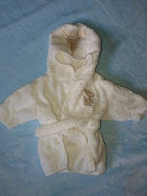 0-3 Months Dressing Gown