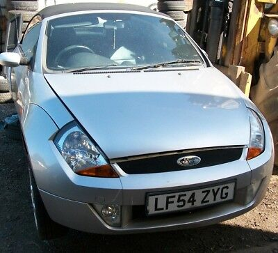 Ford Street Ka  Convertible  For Breaking/  Spares / Parts 1.6 Gearbox For Sale