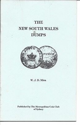 The New South Wales Dumps By W Mira Published By MCC of Syd 24 Pages