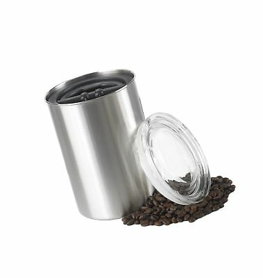 Airscape Coffee and Food Storage Canister, 64 oz - Patented Air... Free Shipping