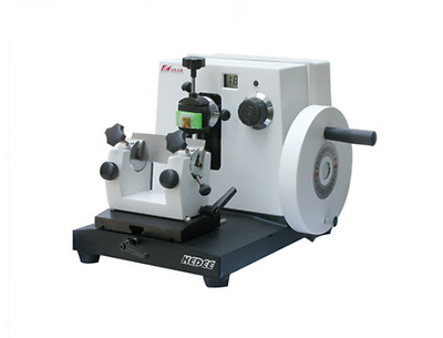 Brand New Manual Rotary Microtome 202A LCD display Section thickness 1~25 um n