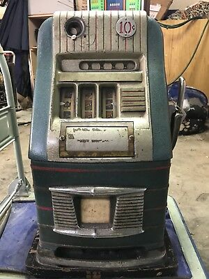 Wanted:  Old Mills Or Jubilee Slot Machines Or Trade Simulators