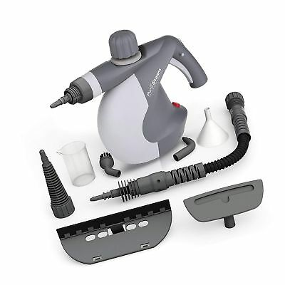 PurSteam Handheld Pressurized Steam Cleaner with 9-Piece Access... Free Shipping