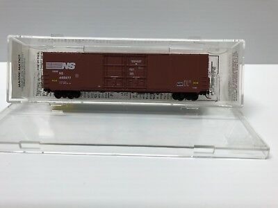 Micro-Trains 60' Box Car Excess Height Double Plug Doors (Ns)