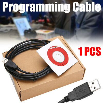 PLC Programming Cable LOGO USB-CABLE For Siemens LOGO 6ED1 057-1AA01-0BA0 + CD