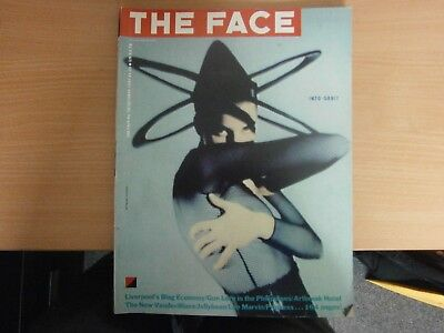 The Face Magazine. October 1987