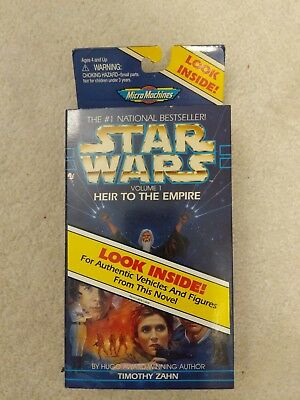 """Star Wars Micro Machines """"Heir to the Empire"""" - Epic Collection  New"""