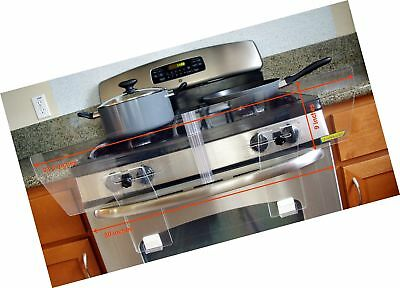 TotShield Stove Guard for Free Standing Gas and Electric Stove Free Shipping