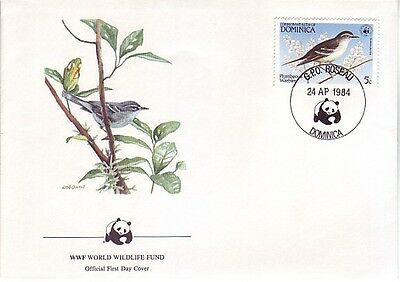 Dominica - Various Special Events, Views, & Anniversaries (7no. FDC's) 1976-93