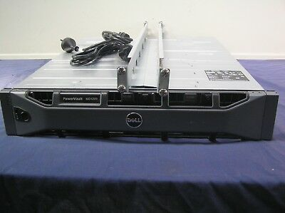 Dell PowerVault MD1200 12 x 600GB 15K SAS Dual Controller Dual PSU
