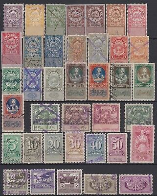 Latvia - 1919-34 Non-Postal (General Duty) Stamps