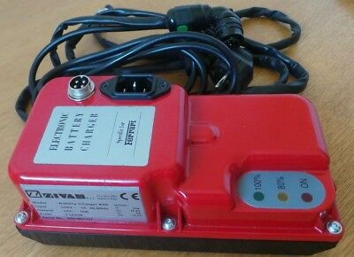 Ferrari 360 355 456 512 550 575 612 F40 Enzo Battery Conditioner Charger - Zivan
