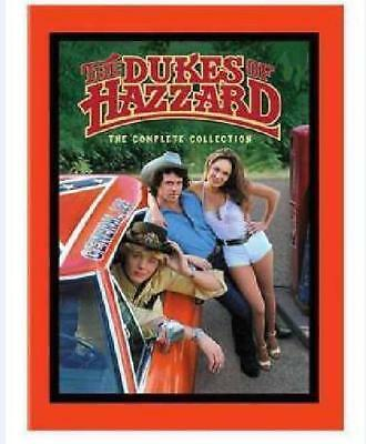 Dukes of Hazzard The Complete TV Series Collection DVD 1 2 3 4 5 6 7 SEASONS