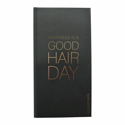 Agenda Happiness Is A Good Hair Day 3 Column Appointment Book