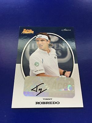 2008 Ace Authentic Grand Slam 2 - Various 'Stars' Autograph Cards - CHOOSE!